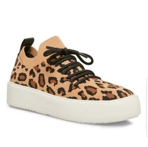 Steve Madden *Brixie* Sneaker.  New with Box
